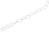 13mm Sterling Silver Endless Chain 36 inch Ref 413734