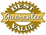 Best Value Guarantee!