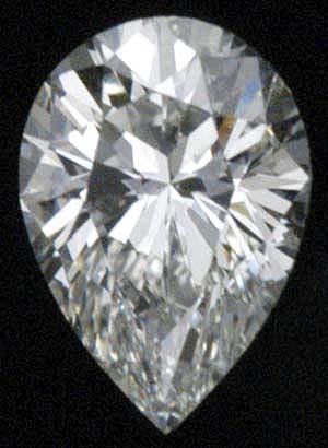 Pear Cut Diamond | Pear Shaped Diamond
