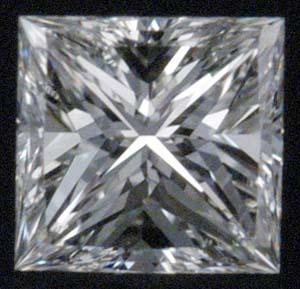 Princess Cut Diamond (a.k.a. Square Cut Diamond)