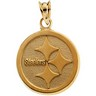 Pittsburgh Steelers NFL Logo Pendant 16 x 16mm Ref 608591