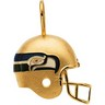 Seattle Seahawks Helmet Pendant 21.25 x 21mm Ref 185038