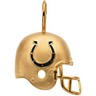 Indianapolis Colts Helmet Pendant 21.25 x 21mm Ref 180807
