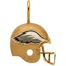 Philadelphia Eagles Helmet Pendant 21.25 x 21mm Ref 343149