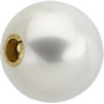 South Sea Cultured Pearl Swap 10mm Fine Near Round Ref 495297