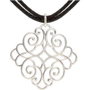 9a54a601e55b 1 CTW Diamond Necklace Ref 452943    Stuller 69283