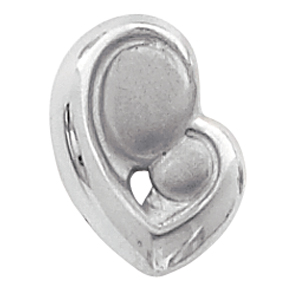 Mothers Love Chain Slide 17.5 x 13.5mm Ref 650979