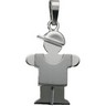 The Kids Hugs Collection Boy Pendant Ref 607741