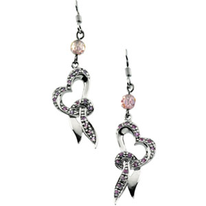 Cherish  Earrings 31.5 x 12.75mm Ref 373982