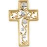 Journey to the Cross  Pendant 26 x 17mm Ref 439887