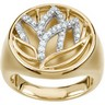 .25 CTW Diamond Ring Ref 905190