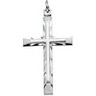 Cross Pendant 25 x 16mm Ref 777922