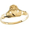 Claddagh Ring 7mm Wide Ref 310363