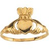 Youth Claddagh Ring Ref 562582