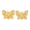 Diamond Butterfly Earrings .14 CTW Ref 395261