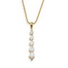 Journey Diamond Pendant 1 CTW Ref 303774