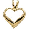 Heart Fashion Pendant Ref 317210