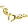 Heart Chain Slide Ref 300482