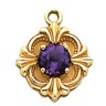 Pendant Dangle 6mm Center Ref 789809