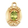 Pendant Dangle 6 x 4mm Center Ref 319851