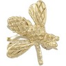 Bee Brooch 18 x 16mm Ref 713568