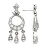 Vintage Design Chandelier Chandelier Earrings Ref 967549