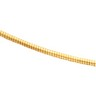 2mm Round Omega Chain with Lobster Clasp Ref 609886