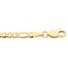 3mm Solid Figaro Chain with Lobster Clasp Ref 812589